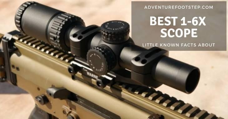 best-1-6x-scopes-reviews