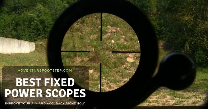 best-fixed-power-scope-4x-rifle-review