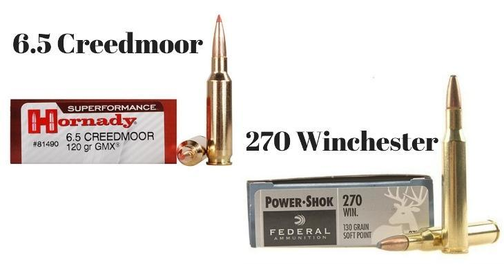 6 5 Creedmoor Vs 270: Which Is The Best For Hunting?