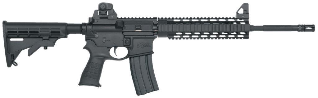 AR-15-the most popular civil gun