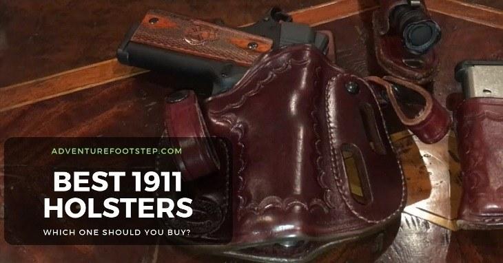 best-1911-holster-reviews