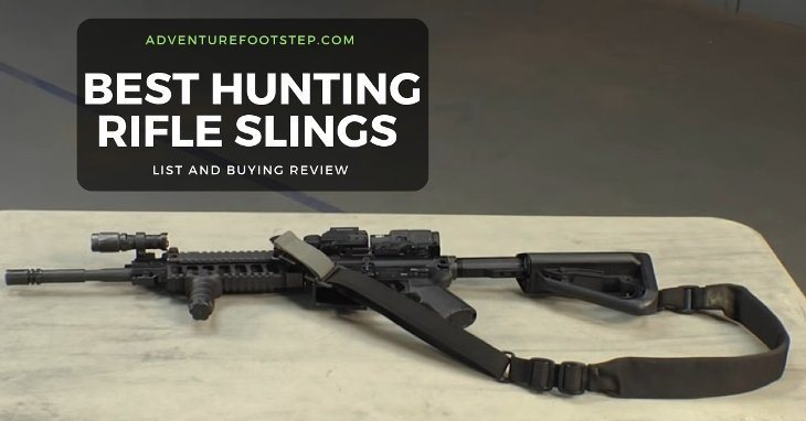 The 3 Best Hunting Rifle Slings 2019 – Reviews and Top Picks