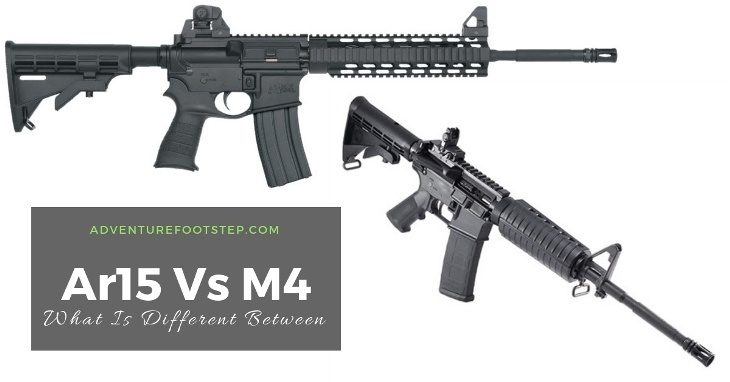 different-ar15-vs-m4