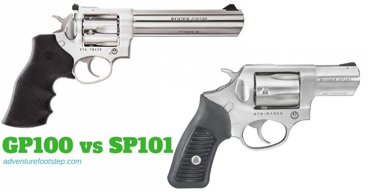 SP101 And GP100 Ruger - The Truth You Should Know!