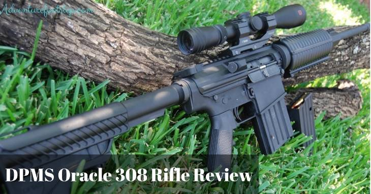The DPMS Oracle 308 Rifle Review - Wake Up Your Inner Hunter!