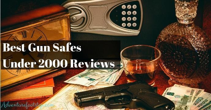 best-gun-safe-under-2000