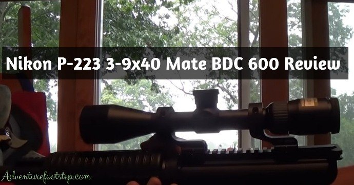 nikon-p-223-3-9x40-mate-bdc-600-scout-rifle-scope-review