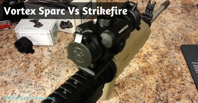 Vortex-Sparc-vs-Strikefire