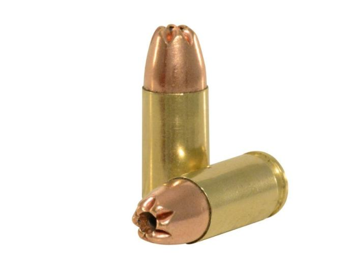 Hollow Point 9mm