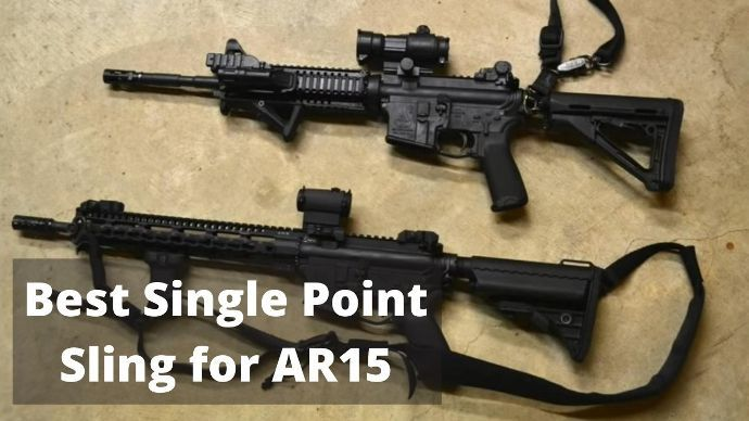 best-single-point-sling-for-ar15