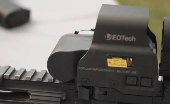 Eotech XPS2 vs EXPS2